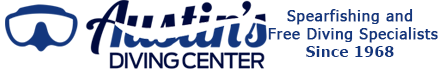 Austin's Diving Center - A Miami institution with service as great as their inventory.