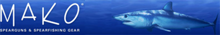 Mako Spearguns - Check out their spearfishing inventory and great prices!